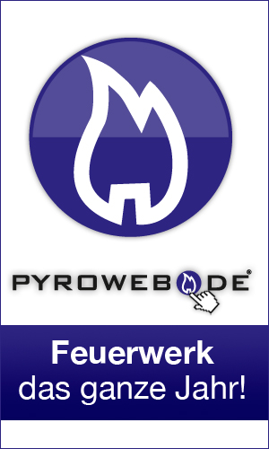 pyroweb.de - Onlineshop f�r Feuerwer, Pyro + Party