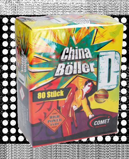China Böller D 80er Mega-Pack