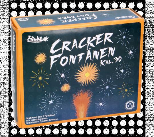 Cracker-Fontänen-Mix, 5er