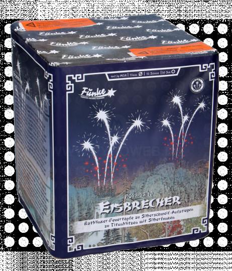 Eisbrecher, 25-Schuss-Batterie