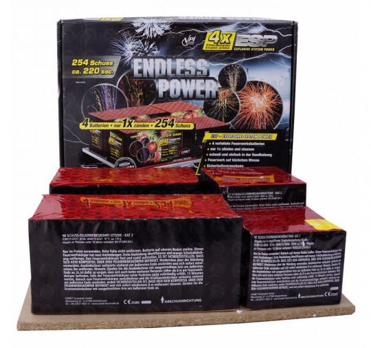 Endless Power - ESP 254-Schuss