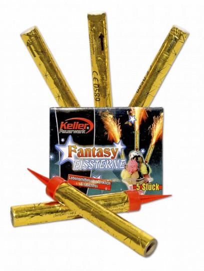 Fantasy-Eissterne, 5er