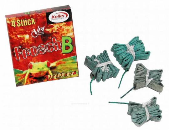 Frosch B - 4er Schachtel