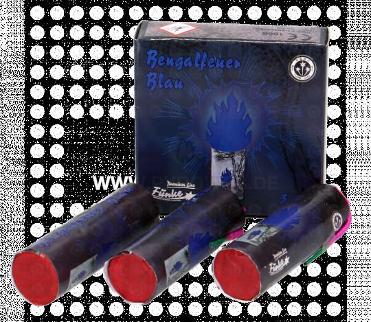 Funke Bengalfeuer Blau