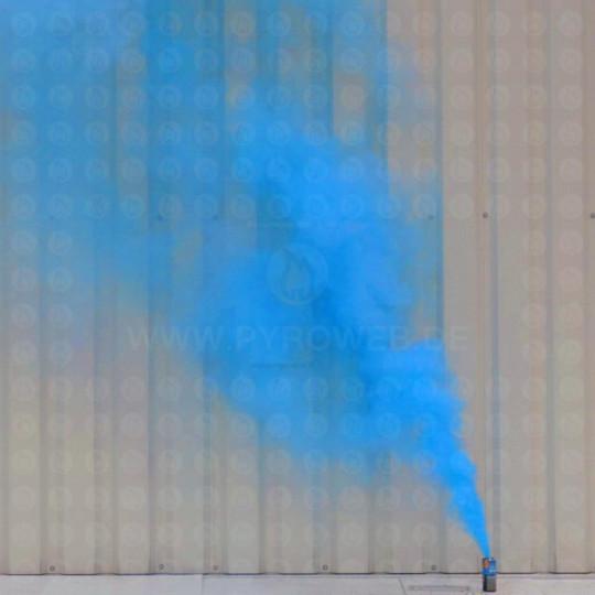 Großer Rauchtopf - Pyrorauch XL200, BLAU