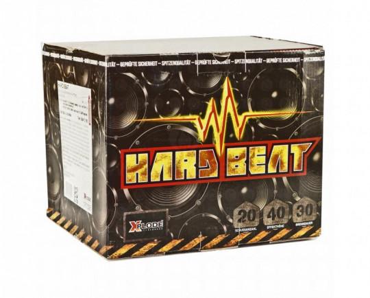 Hard Beat, 20 Schuss Batterie