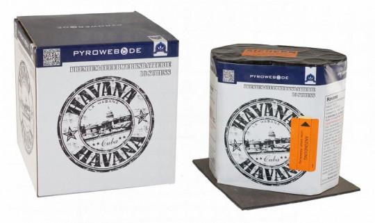 Havana V2.0, 13 Schuss Premium-Batterie (Kal. 30mm)