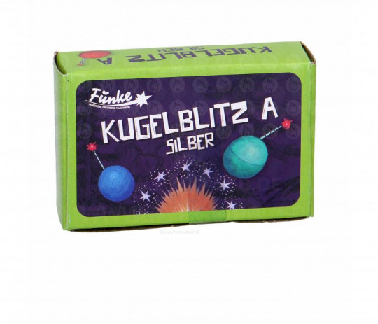 Kugelblitz Kaliber A, 6er-Schachtel