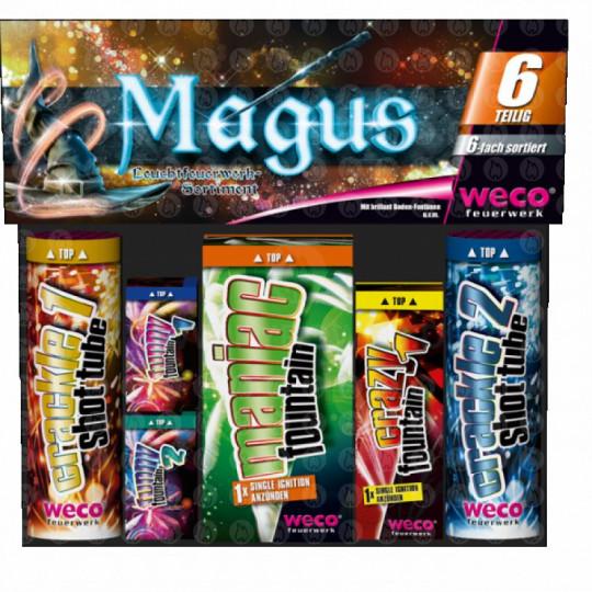 Magus, Leuchtfeuerwerk-Sortiment