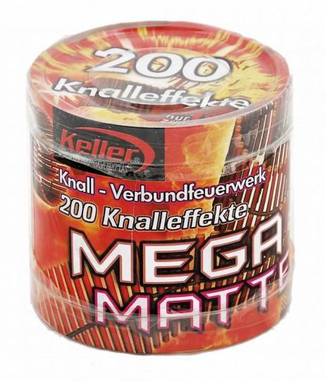 Megamatte / Mega Chain/ Knallkette - 200 Schuss