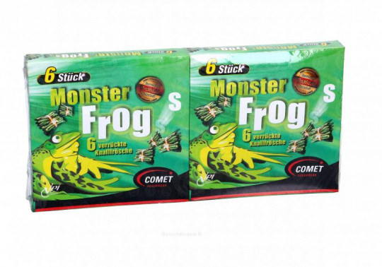Monster Frogs , 12er-Packung