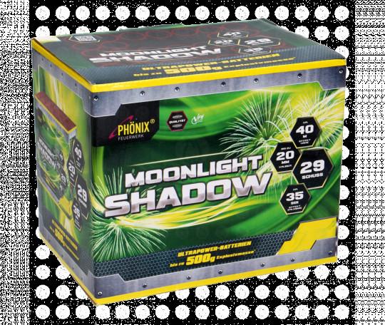 Moonlight Shadow, 29-Schuss-Fächerbatterie