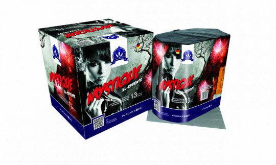Mystique V2.0, 13-Schuss Premium-Batterie (Kal. 30mm)