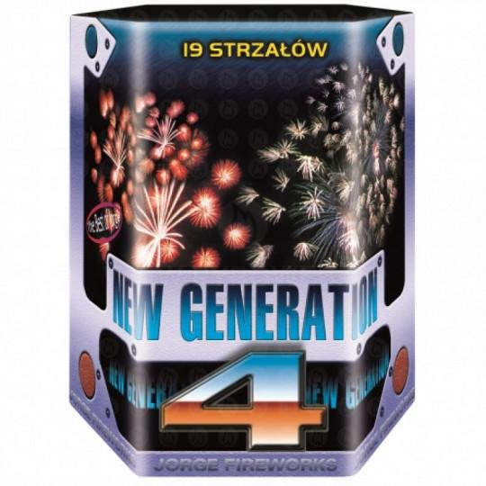 New Generation 4, 19 Schuss