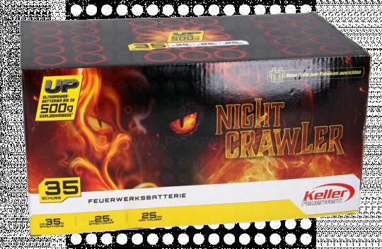 Night Crawler, 35-Schuss-Batterie