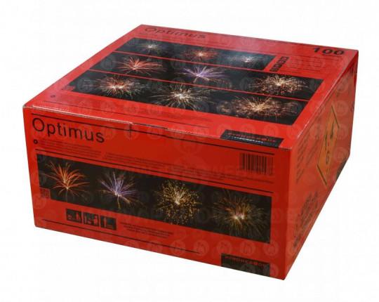 Optimus - 100 Schuss Verbundfeuerwerk