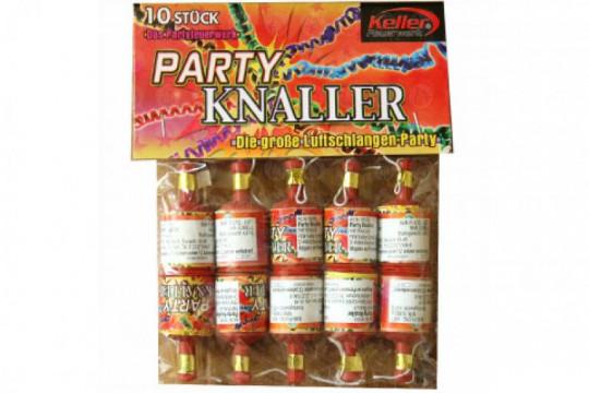 Party-Knaller im 10er Pack