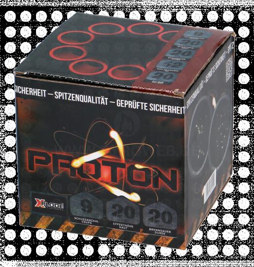 Proton, 9 Schuss Batterie