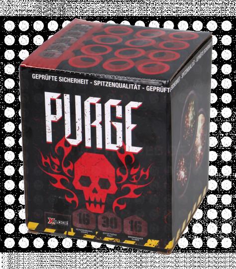 Purge, 16 Schuss Batterie