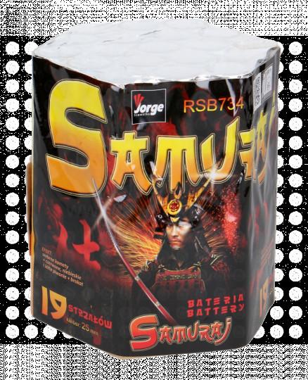 Samuraj, 19-Schuss-Batterie