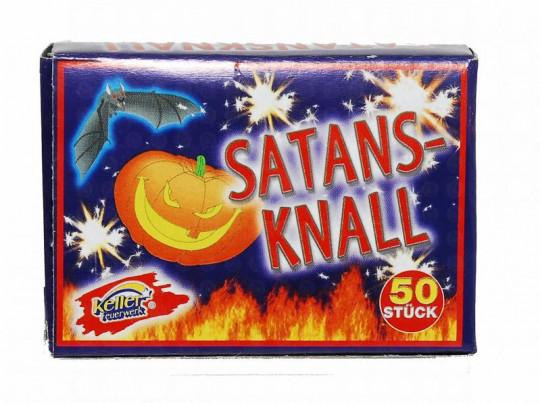 Satansknall, 50er Packung Knallerbsen