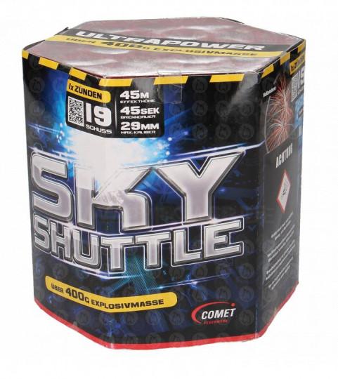 Sky Shuttle, 19-Schuss-Batterie