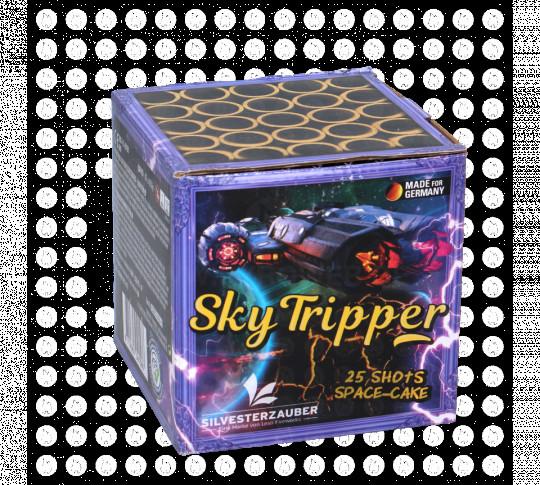 Sky Tripper, 25 Schuss Batterie