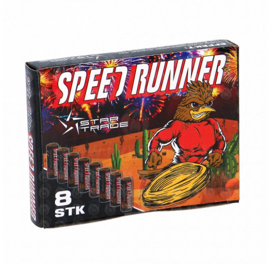 Speedrunner, 8er
