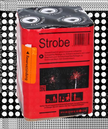 Strobe, 16-Schuss-Batterie