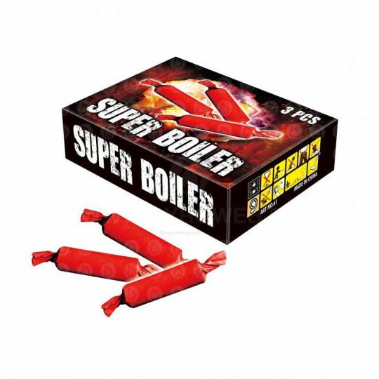 Super Boilers, 3er