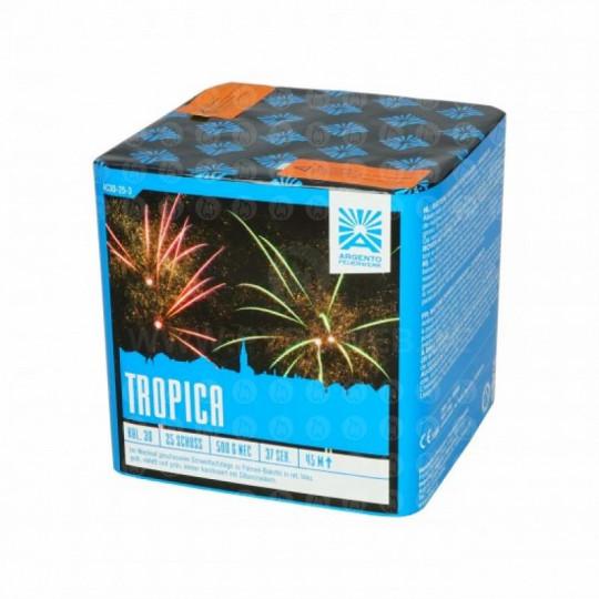 Tropica, 25-Schuss-Batterie