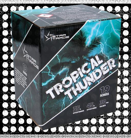 Tropical Thunder, 35 Schuss Batterie