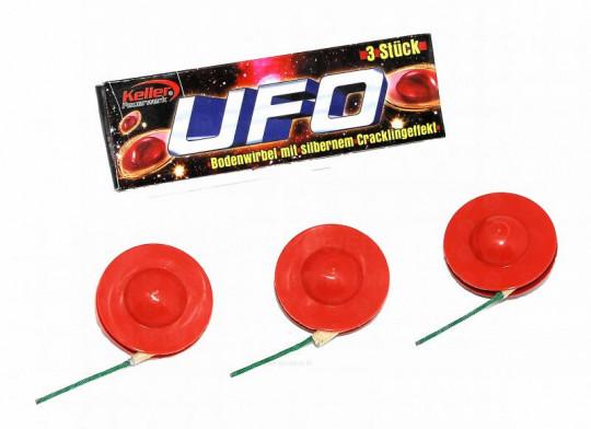 UFO - Bodenwirbel