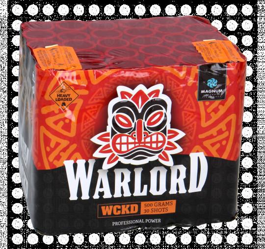WCKD Warlord, 30-Schuss-Battierie