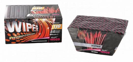 Wiper, Z-Fächer Batterie