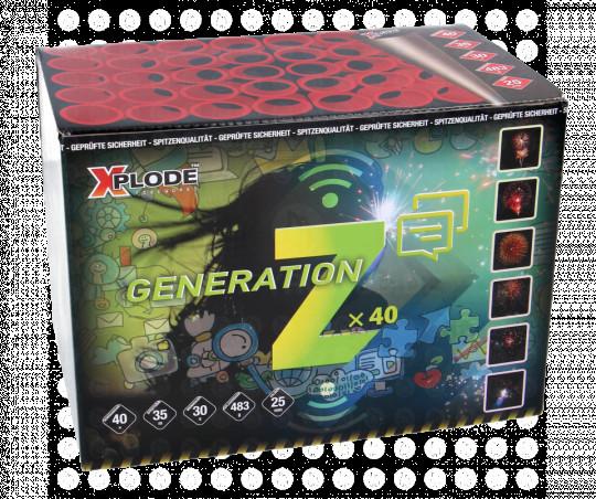 Z-Generation, 40 Schuss Batterie