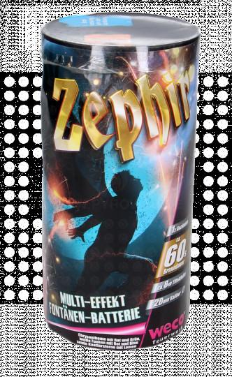 Zephir - Fontänenbatterie